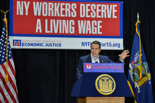 Cuomo mario cuomo campaign economic justice speech
