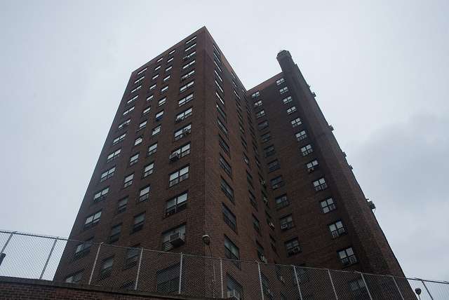 apartment building east harlem