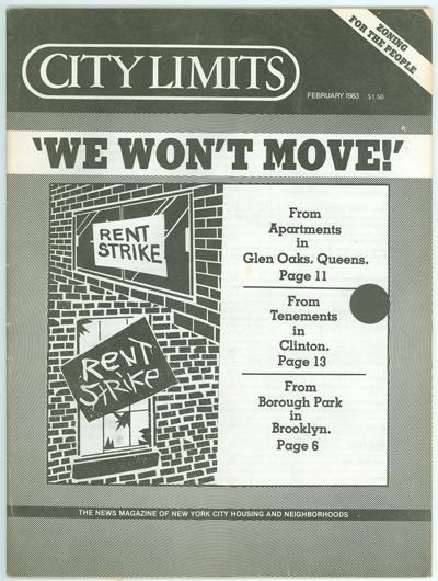 City Limits 1983 February