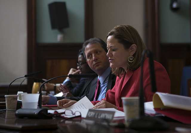 Speaker Mark-Viverito & Council Member Lander