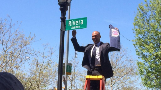 Rivera Ave