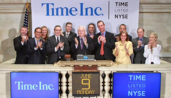 Time Inc nyse 2014