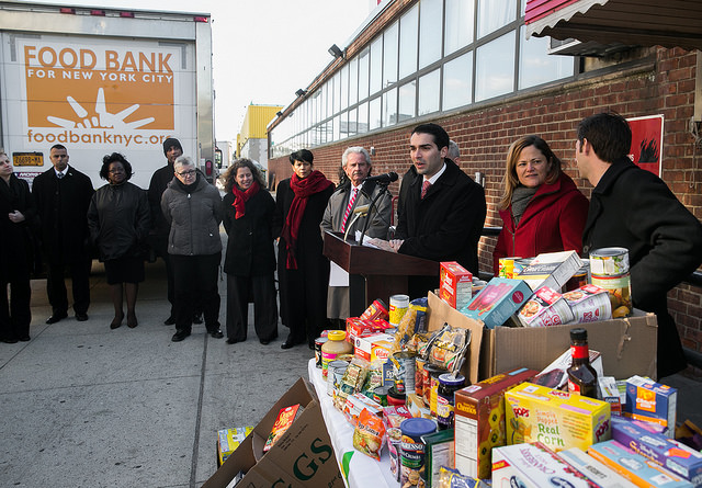 Ulrich food drive