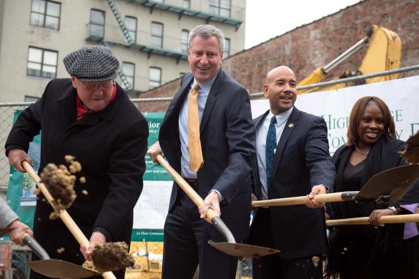 bdb diaz jr groundbreaking