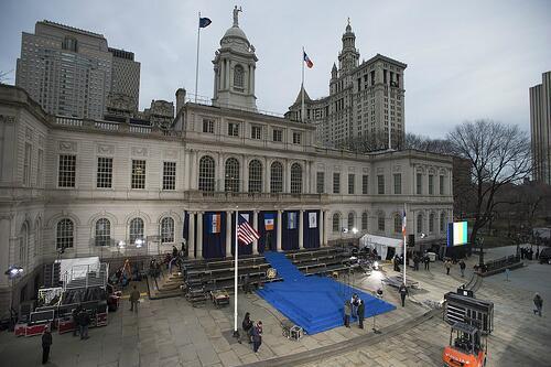 city hall via nyctransition