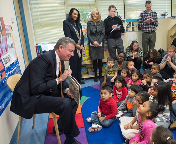 de-blasio-prek-photo