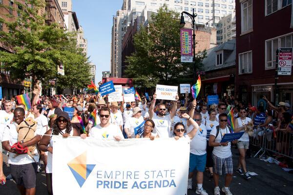 empire state pride agenda