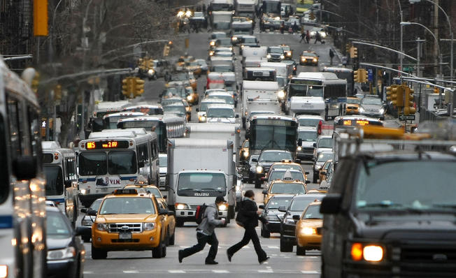 The Perfect Parking Spot for Congestion Pricing | Gotham Gazette