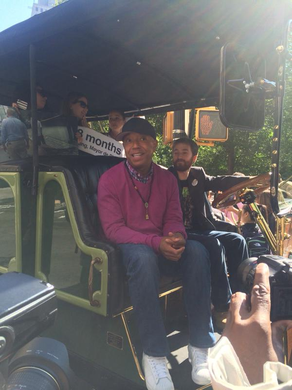 russell simmons electric carriage