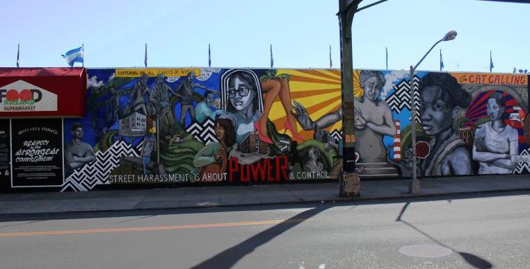 street harassment mural1