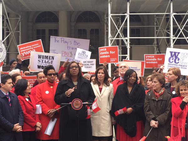 tish james city hall