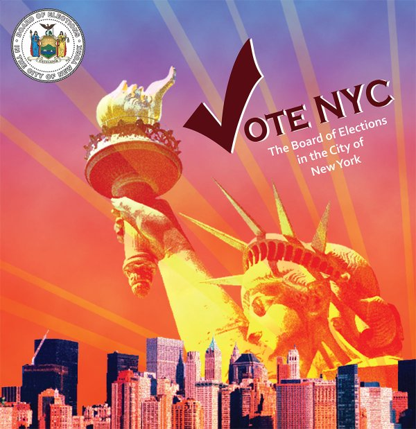Nyc voting dates in Australia