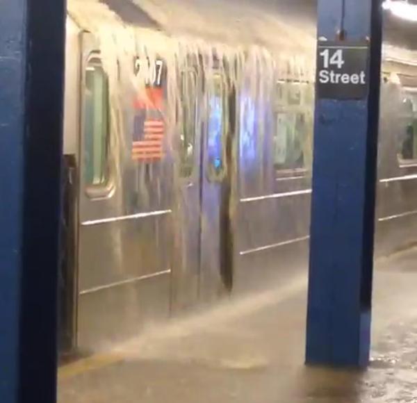 water subway