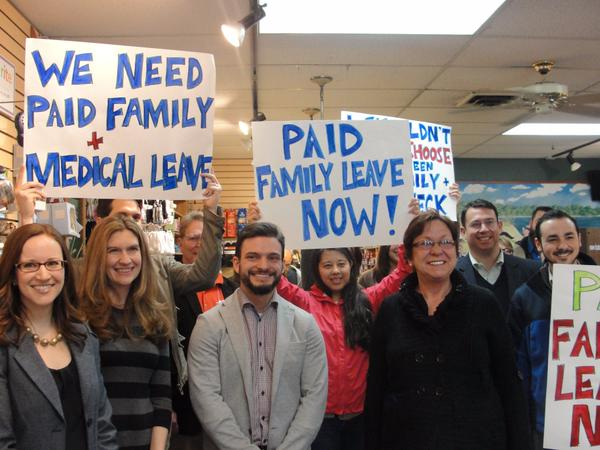 wfpct paid family leave