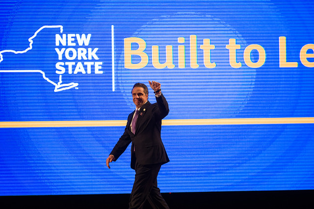 Cuomo built to lead sots
