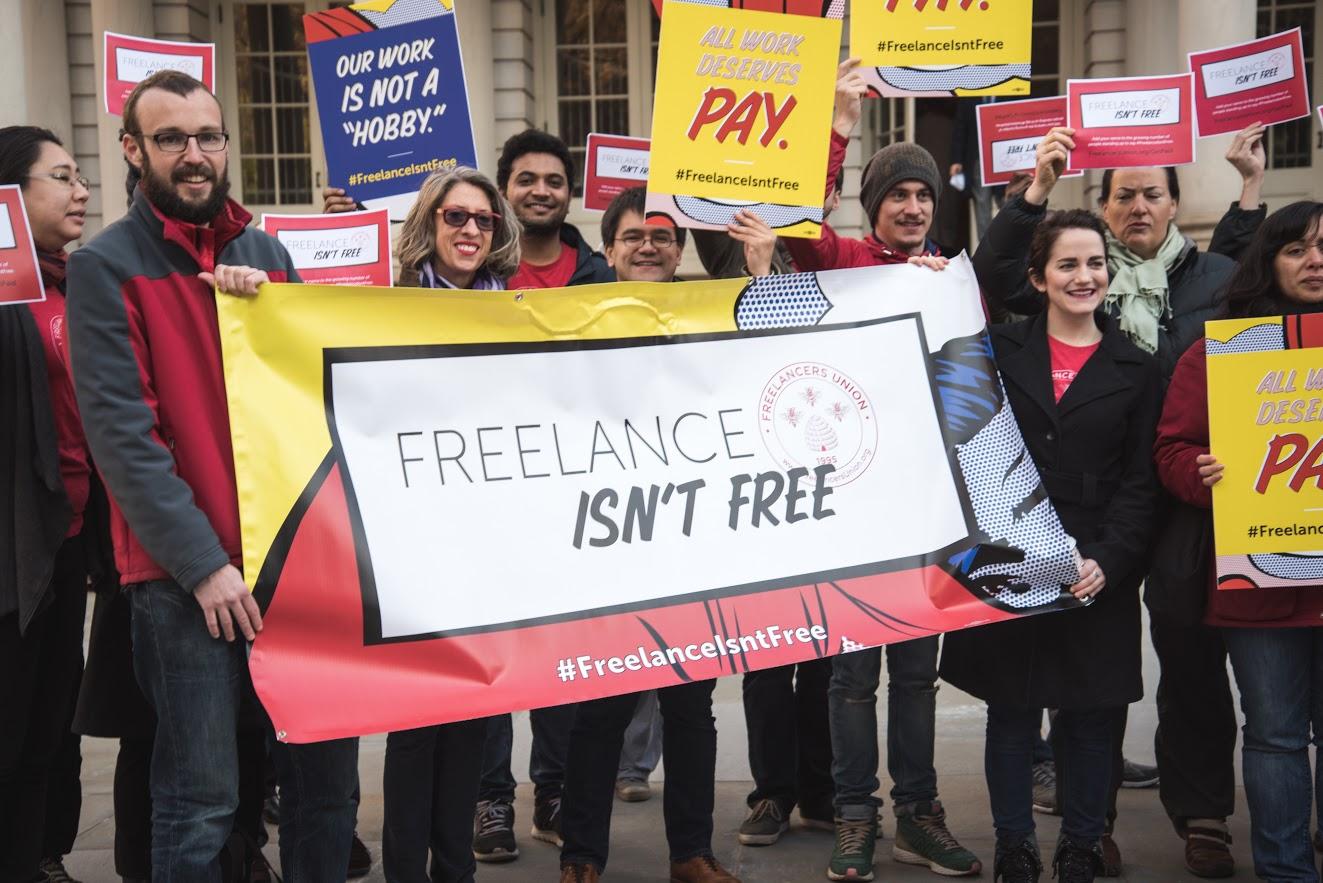 Freelancers Rally