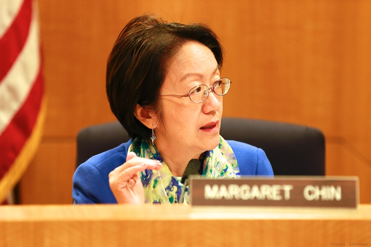 margaret chin committee