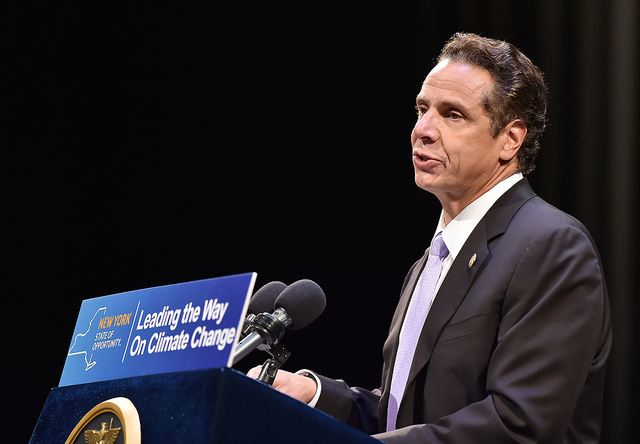 Cuomo climate change