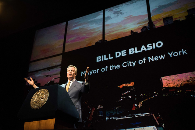 De Blasio State of the City 2018