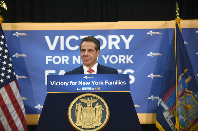 Cuomo New York families