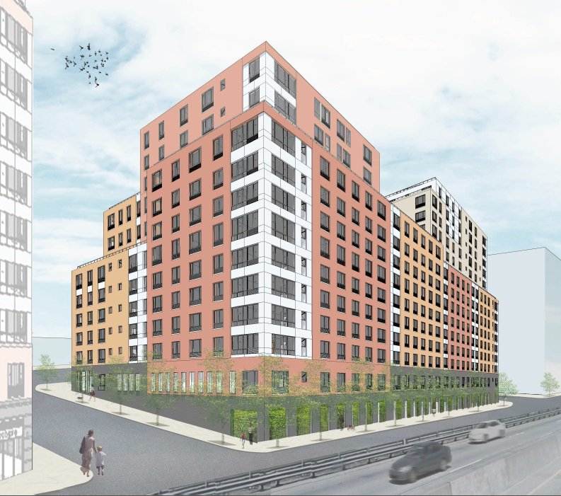 affordable housing rendering nyc hpd