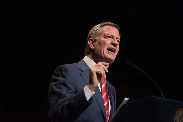 bill de blasio - photo #34