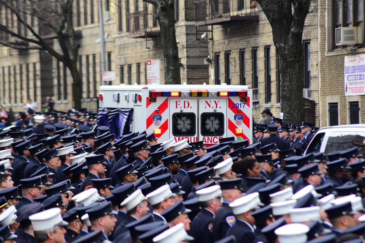 fdny ambulance and hats