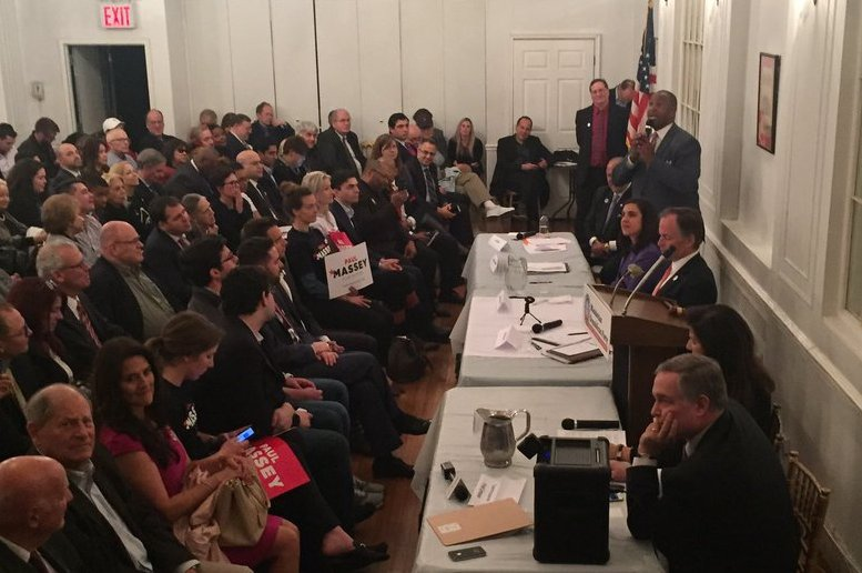 manhattan gop forum