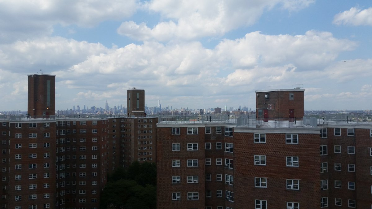 nycha aerial