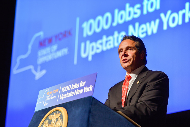 Cuomo upstate jobs