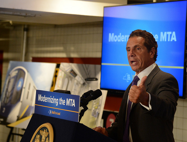 Ahead of 2018 Session, Cuomo Mum on Pursuing MTA Board Overhaul