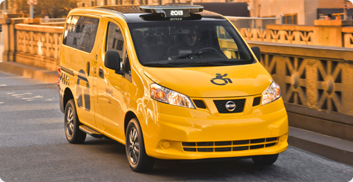 accessible cab