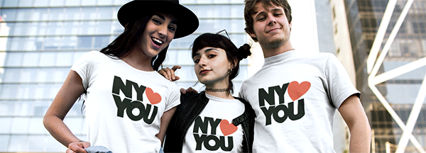 tolkin ny heart you tshirts three people