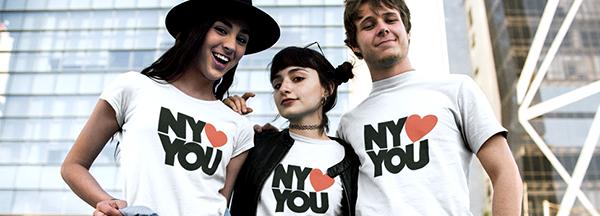 tolkin ny heart you tshirts three people