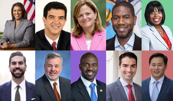 10 candidates