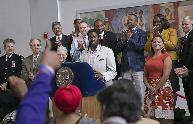Jumaane Williams Melissa Mark-Viverito