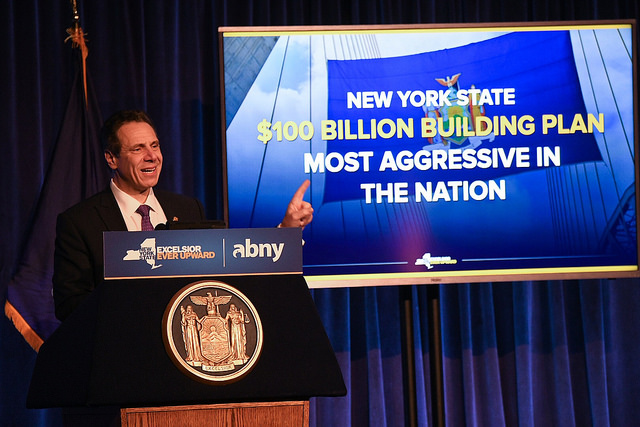 Major Cuomo Supporters Don't Want a Democratic State Senate