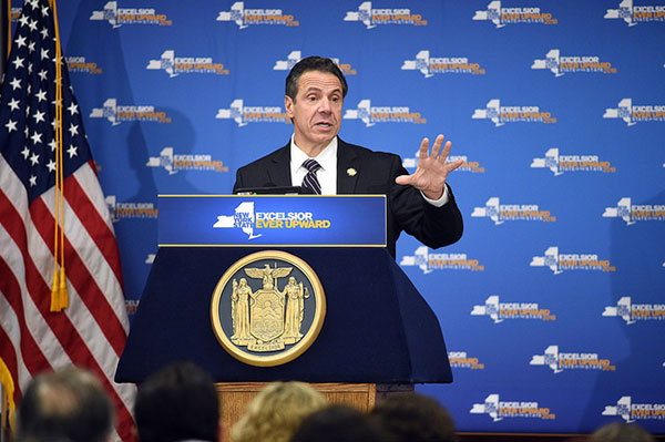 andrew cuomo excelsior