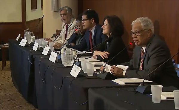 Mayoral Charter Revision Commission Hears Expert Testimony on Campaign Finance Reform