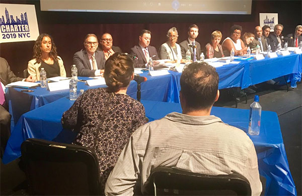 2019 Charter Revision Commission Holds First Public Hearing