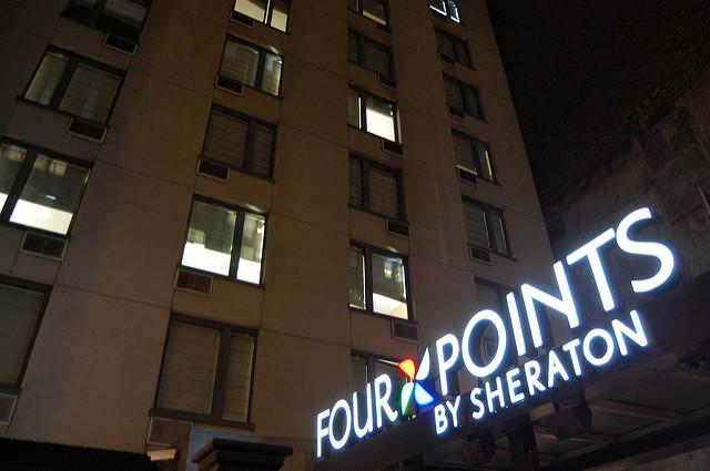 fourpoints sheraton