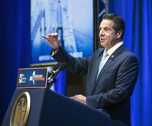 Post-Primary Campaign Finance Filings Show Cuomo's Already Spent $28 Million