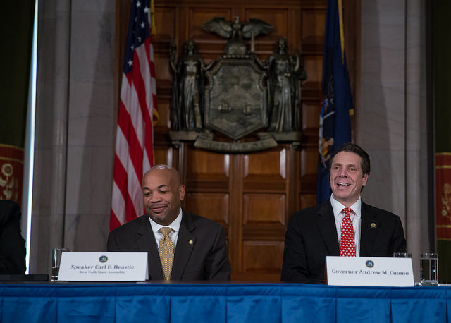 govcuomo speakerheastie