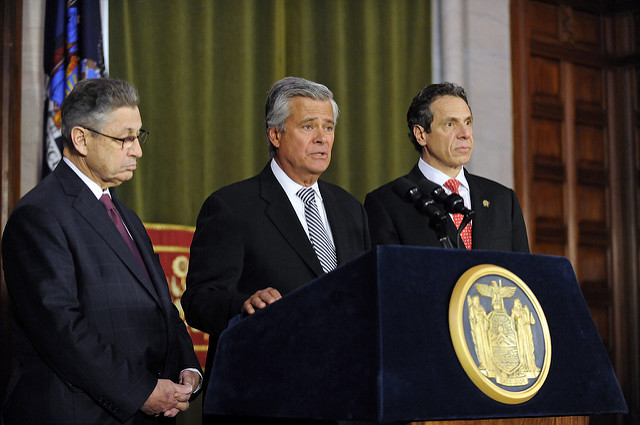 In Retrial, Dean Skelos Again Convicted of Corrupt Acts