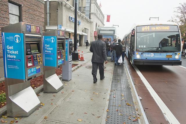 mta select bus service route
