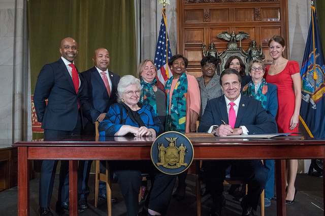 Cuomo legislators bills