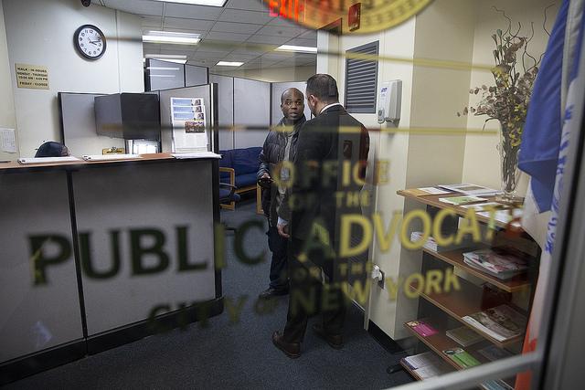 public advocate new york city