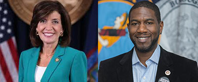 Final Days of the Lieutenant Governor Primary between Kathy Hochul & Jumaane Williams