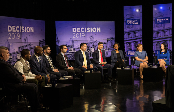 In Second Debate, Public Advocate Candidates Argue Over Amazon, Insult De Blasio & Make Closing Cases