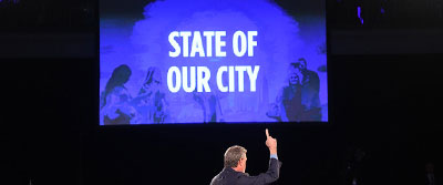 De Blasio's 2020 'Save Our City' Agenda